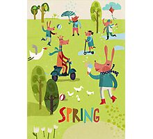 Spring time! Photographic Print