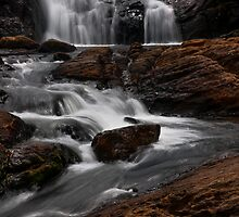 Bakers Fall I. Horton Plains National Park. Sri Lanka by JennyRainbow