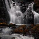 Bakers Fall III. Horton Plains National Park. Sri Lanka by JennyRainbow