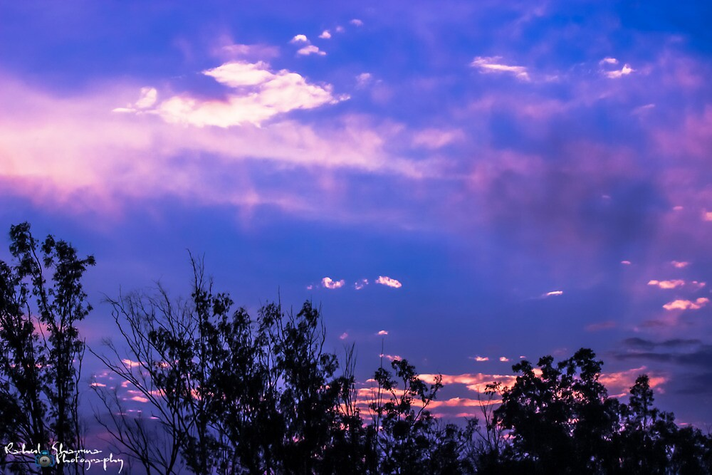 Smudgy Skies by Rahulsh
