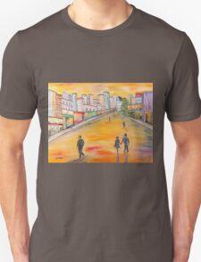 Trust who? Unisex T-Shirt