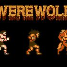 Werewolf Tribute by Grotesquer