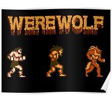 Werewolf Tribute Poster