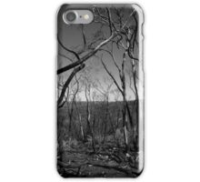 Scary Trees- Sampson Flat Bushfire 3 iPhone Case/Skin