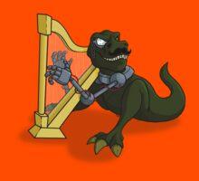 Bertrum, the Gentleman T-Rex Kids Tee