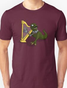 Bertrum, the Gentleman T-Rex T-Shirt