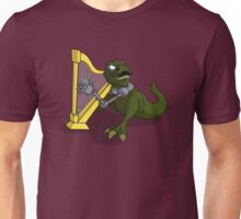 Bertrum, the Gentleman T-Rex Unisex T-Shirt