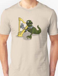 Bertrum, the Gentleman T-Rex T-Shirt