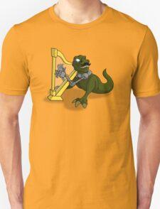 Bertrum, the Gentleman T-Rex Unisex T-Shirt
