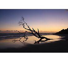 Dawn at Kingscliff Beach ... Photographic Print