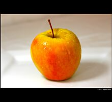 Golden Delicious Apple by © Sophie W. Smith
