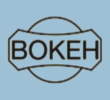 BOKEH logo dark iteration Kids Clothes