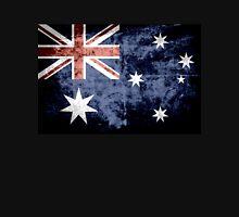 Grunge Australia Flag 3 Unisex T-Shirt