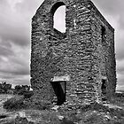 Old Copper Mine Building by ajwimages
