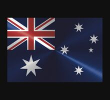 Australia Flag by Nhan Ngo