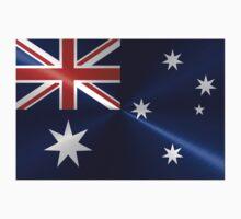 Australia Flag Kids Tee