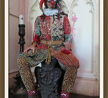 The King  by jollykangaroo