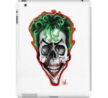 Joker Skull iPad Case/Skin