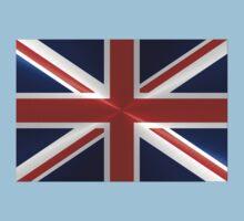 United Kingdom Flag 2 Kids Tee