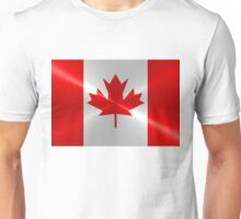 Canada Flag Unisex T-Shirt