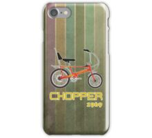 Chopper Bicycle iPhone Case/Skin