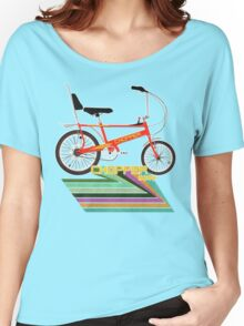 Chopper Bicycle Women's Relaxed Fit T-Shirt
