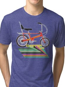 Chopper Bicycle Tri-blend T-Shirt