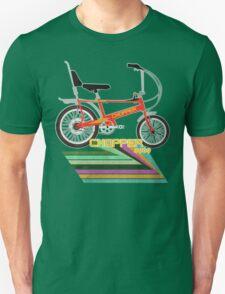 Chopper Bicycle Unisex T-Shirt