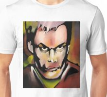 DEXTER (the dark defender) MORGAN (recreation of lila's mural) Unisex T-Shirt