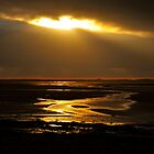 Foryd Bay by Simon Pattinson
