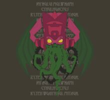 Cthulhuactus (with text) by barry neeson