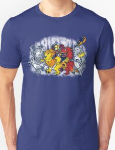 Where the Wild Realms Are T-Shirt