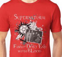 Family Ties - No Dallas Logo Unisex T-Shirt
