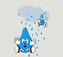 Regen ,regen, Raindrops  Unisex T-Shirt