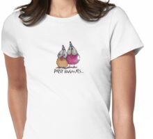 PaRtY aNiMaLs... Womens Fitted T-Shirt