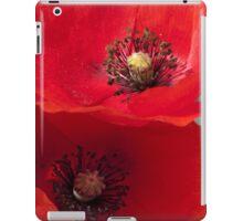 ipad poppies. papoilas iPad Case/Skin