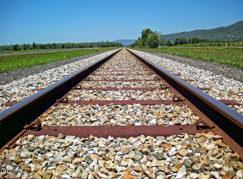 Sugar Cane Rail by V1mage