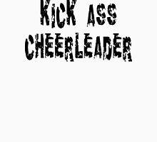 Kick Ass Cheerleader Womens Fitted T-Shirt