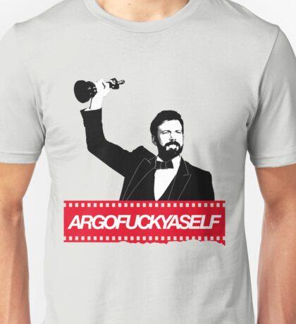 ARGOFUCKYASELF Unisex T-Shirt