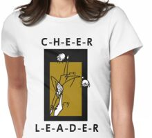 Cheerleader Womens Fitted T-Shirt
