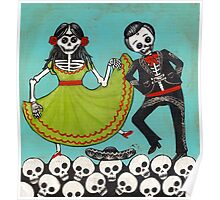 The Mexican Hat Dance Poster
