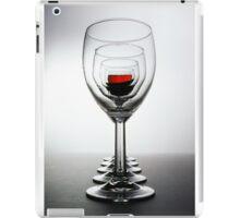 Empty Glass iPad Case/Skin
