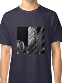 Lines and Curves, Melbourne Docklands Classic T-Shirt