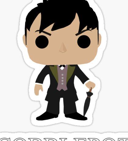 Oswald Pop Sticker