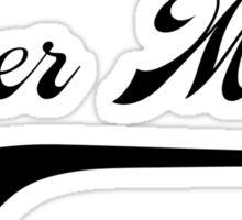 Cheer Mom Sticker