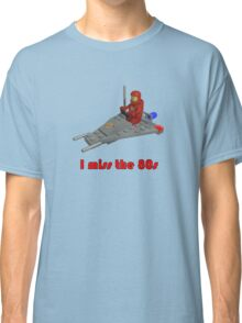I miss the 80s (especially my Lego) Classic T-Shirt
