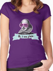 Famous Last Words Women's Fitted Scoop T-Shirt