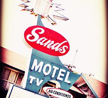 Sands Motel by xuanfairie