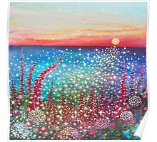 Sunset (a hundred thousand stars) Poster