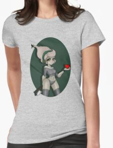 1. The Girl of Tin  Womens Fitted T-Shirt